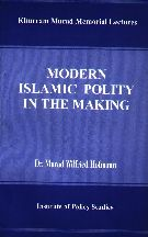 Modern Islamic Polity in the Making