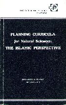 Planning Curricula for Natural Sciences  By Mohammad Abdus Sami & Muslim Sajjad