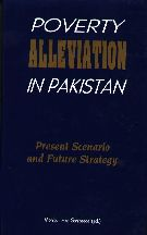 Poverty Alleviation in Pakistan by Mohibul Haq Sahibzada (ed)