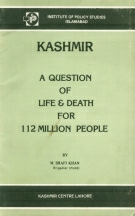 Kashmir: A question of life & death of 112 million  By Brig Retd. M Shafi Khan