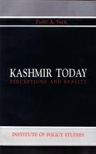 Kashmir Today: Perceptions and Reality